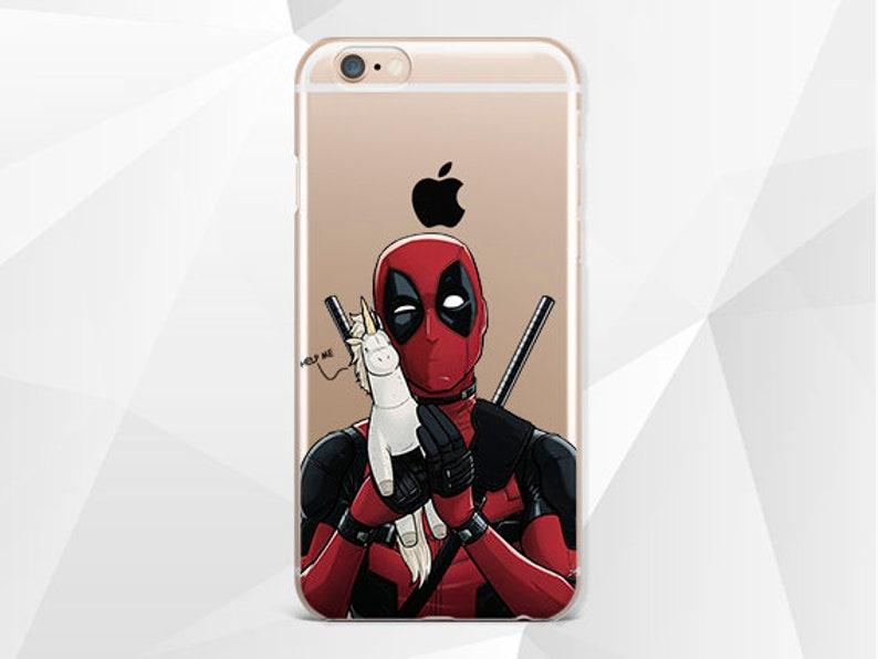 ad69a993ff DeadPool iPhone Case Case iPhone 7 Case iphone 7 plus case   Etsy