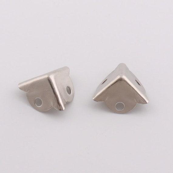 41*41mm corner metal corner box decoration 12pcs decorative corner corner protector corner clip bracket corner