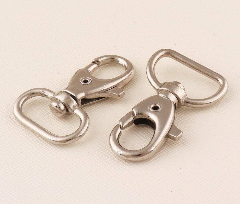 Handbag snap Swivel snap Snap Hooks Push gate hooks Swi