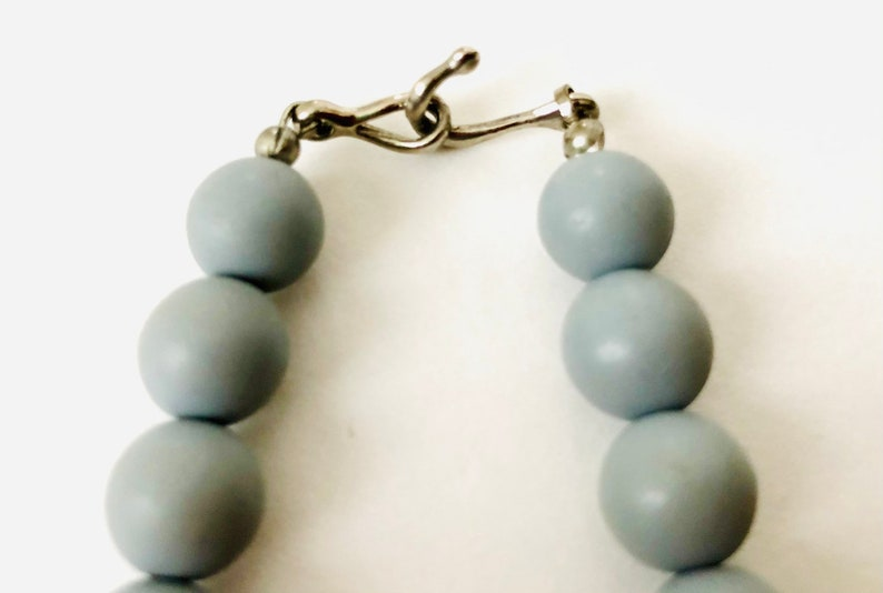 Gorgeous Vintage Ceramic Bead Statement Necklace