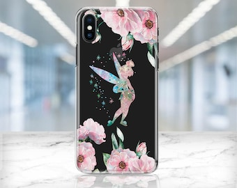 iphone xr wallet case tinkerbell