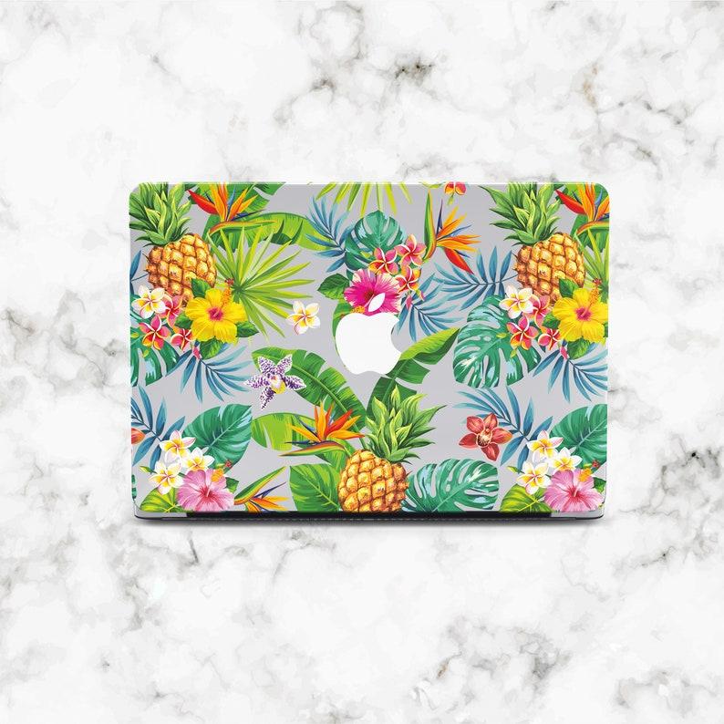 the best attitude 1bf06 2a879 Pineapple Macbook Air 13 case Tropical Macbook 2017case Fruit Macbook Pro  13 case Macbook 2016 case Macbook Retina 15 Macbook Pro 2018 case