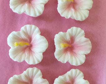 Hibiscus Cake Topper Etsy