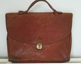 5ac9b04b1af6 Vintage Brief case