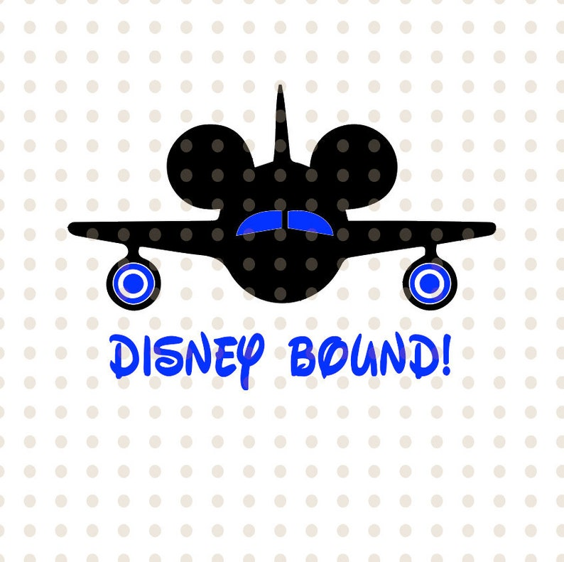SVG DXF PNG Pdf Silhouette Disney Dxf Cricut Disney Vacation Svg TShirt PrintablesClipart Disney Bound Svg File Mickey Mouse Minnie Mouse