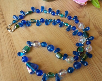 Blue Sky Dreams Necklace