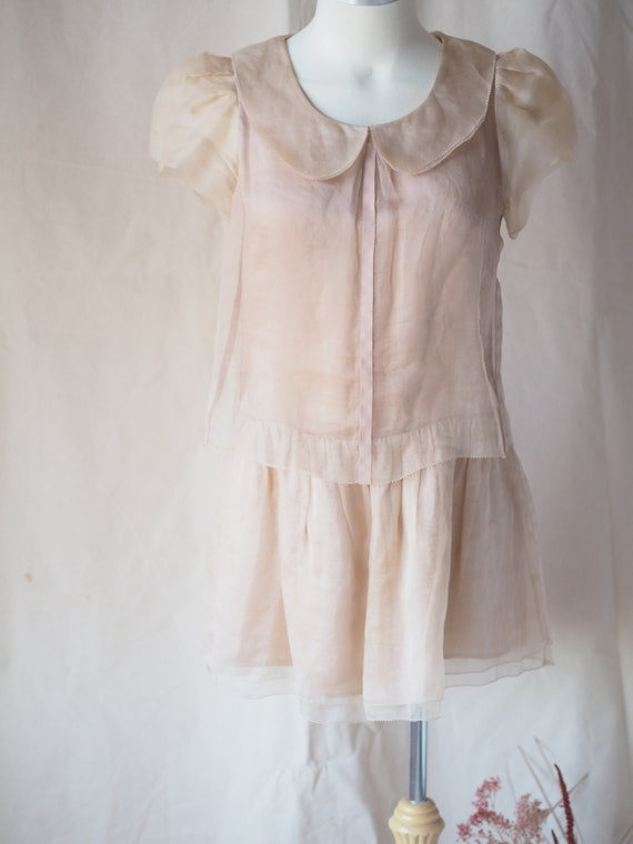 Anna Sui Babydoll Dress