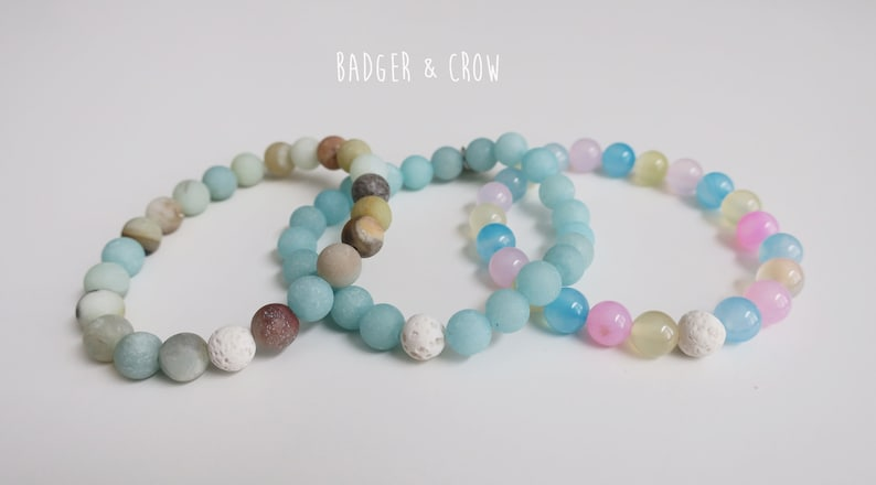Custom Order Link I make it Bohemian Inspired Handmade Jewelry Badger and Crow Custom Bracelet Made Just For You You dream it