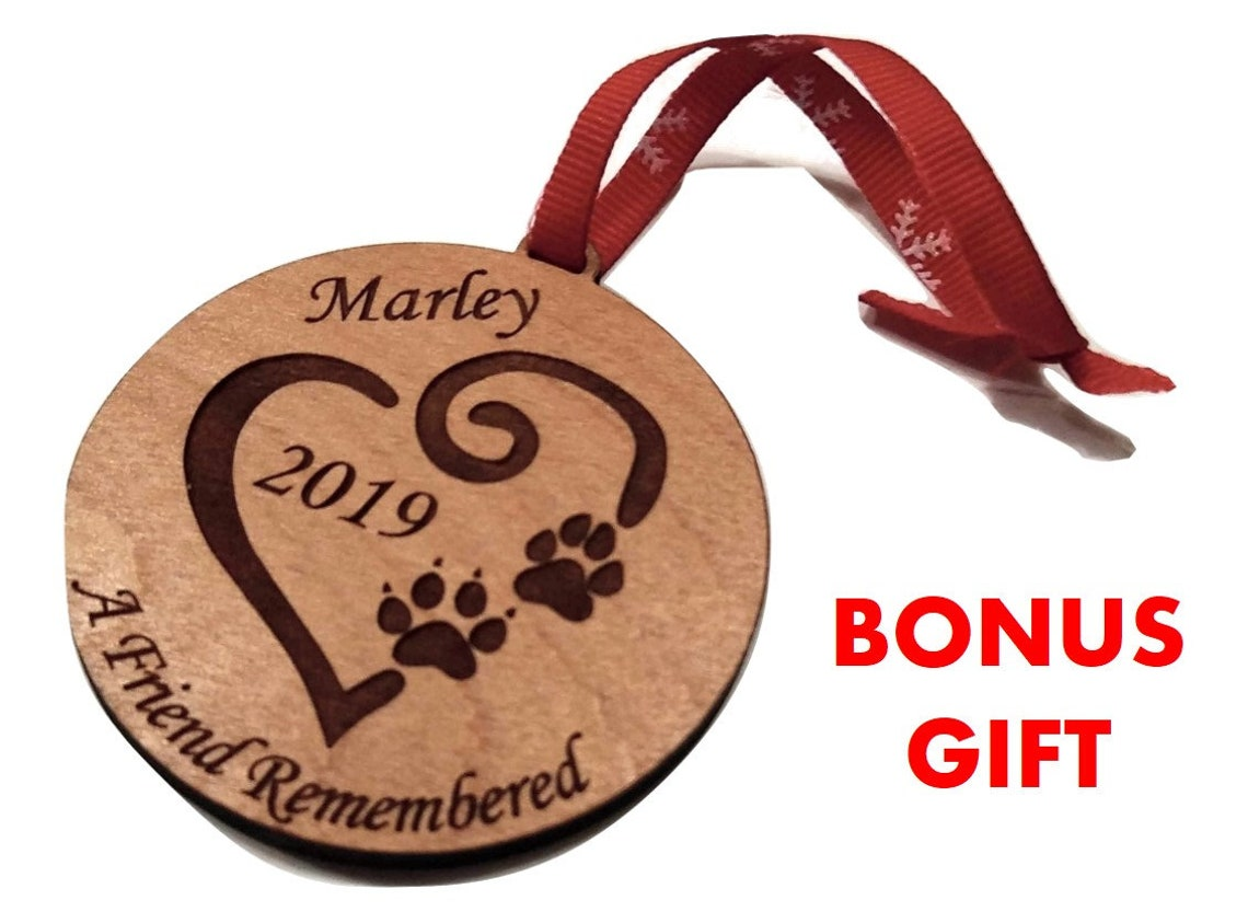 Cremation Pet Urn Engraved Dog Cat Ashes Cremate Wood Box ...