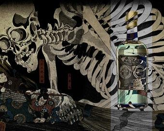 Karuizawa Whisky Poster - WhiskyArt (DOWNLOAD)