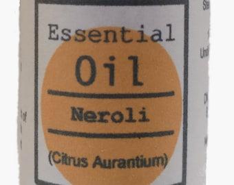 Neroli Essential Oil - 100% Citrus aurantium - 5ml
