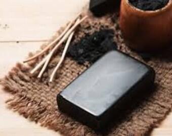 Handmade Charcoal Tea Tree Oil Soap