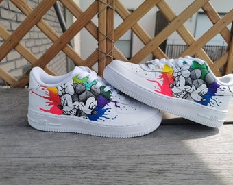 Air Force Mickey and Minnie disney
