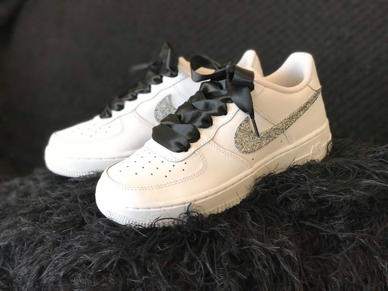 wholesale dealer 3fa80 d4e0c Women shoes custom sneakers air force nike gift  Etsy