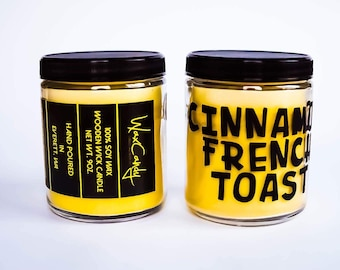 Cinnamon French Toast Candle