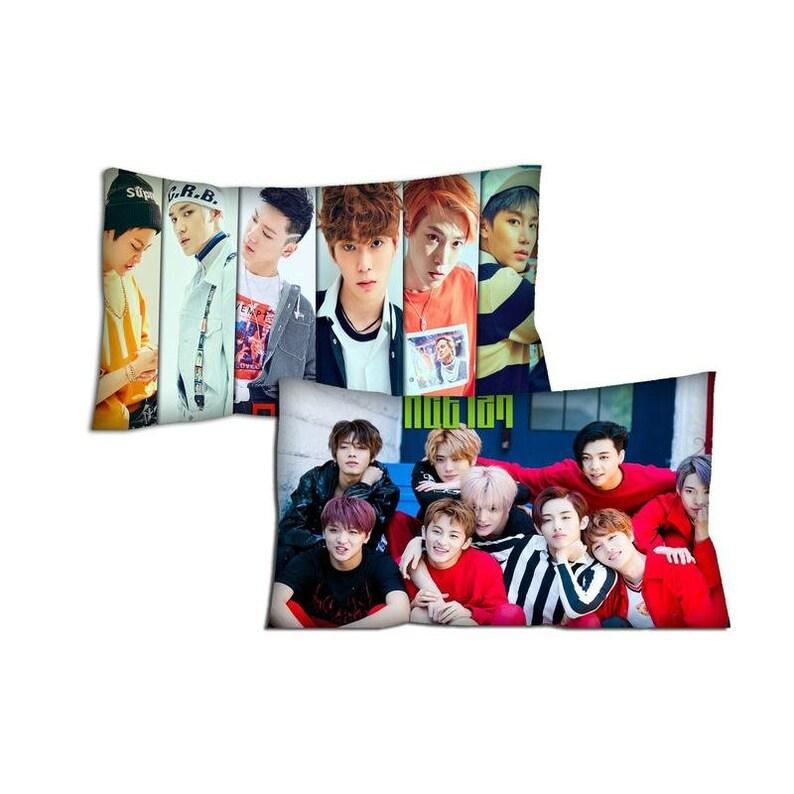Kpop Nct // NCT U / NCT 127 PILLOW (40cm x 60cm) // Christmas Gift