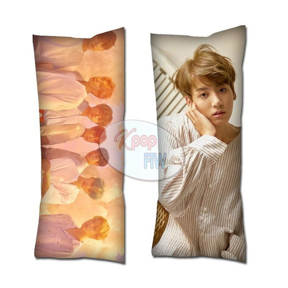 BTS Body Pillow You Never Walk Alone Jungkook