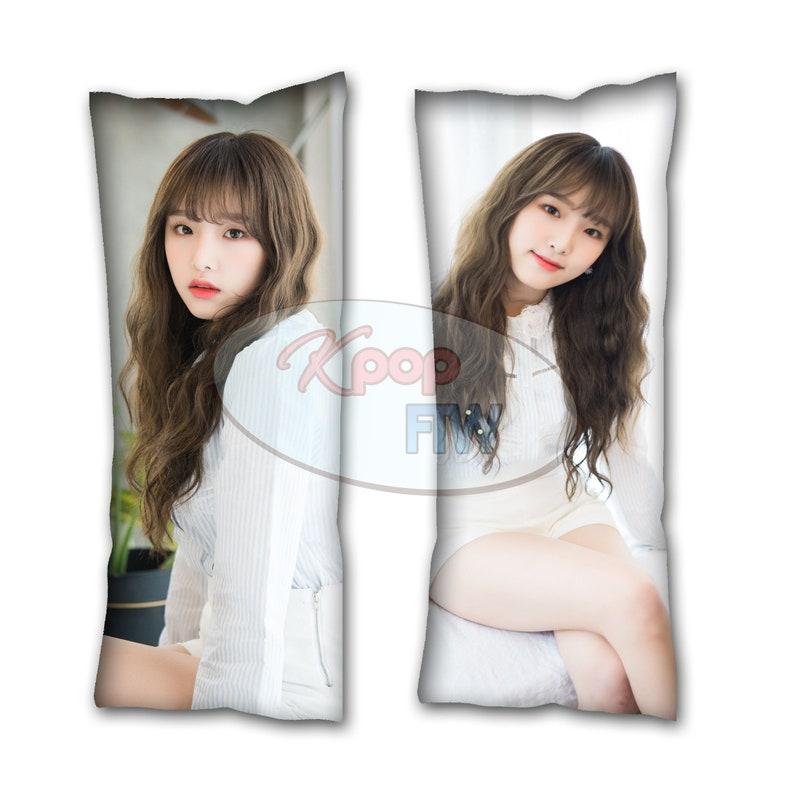 KPOP IZONE Heart Iz Yena Body Pillow Style 2 // Kpop Body Pillow //  Dakimakura // Kpop Gift
