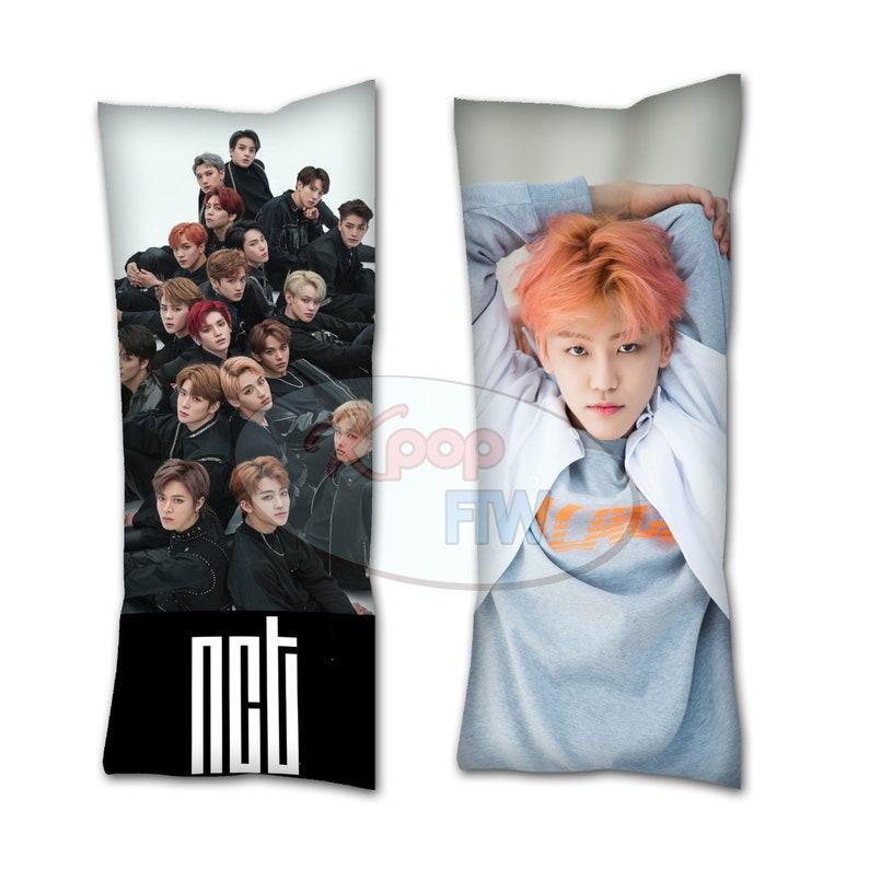 NCT Dream Jaemin Body Pillow / KPOP body pillow / Dakimakura / NCTzen