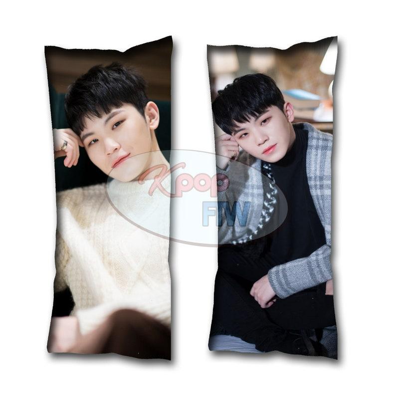 Kpop Seventeen 'You Made My Dawn' Woozi Body pillow Style 2/ Seventeen body  pillow / Dakimakura Kpop/ SVT