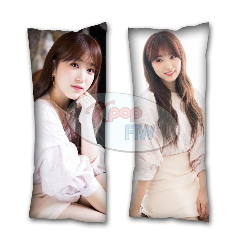 KPOP IZONE Heart Iz Nako Body Pillow Style 2// Kpop Body Pillow //  Dakimakura // Kpop Gift