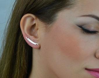 Moderne Ohrringe Etsy