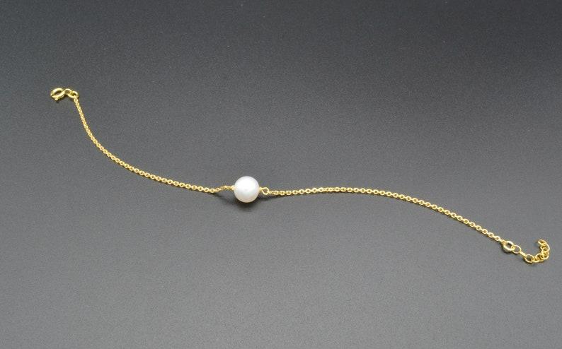 real pearl bracelet gold Bracelet simple Bracelet Layering Bracelet Dainty Bracelet Tiny Pearl Bracelet Freshwater Pearl Bracelet