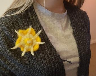 Daffodil badge