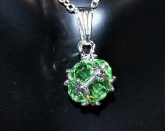 Birthstone Pendant Necklace