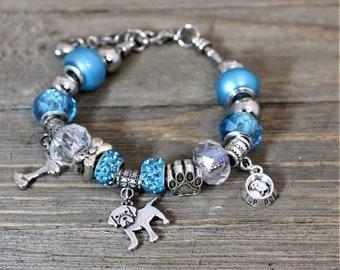 Euro Lg Bead Bracelets
