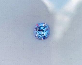 c7482c94093a4 Cushion blue spinel | Etsy