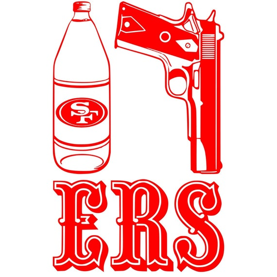 49ers Svg Pdf Jpeg File Etsy