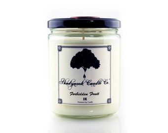 Forbidden Fruit Premium Soy Candle