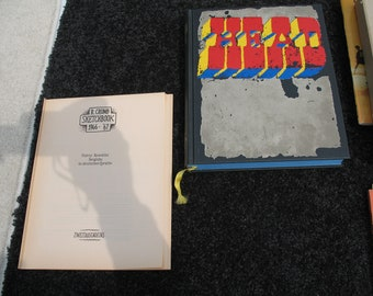 R. Crumb Sketch Book 1966-1967