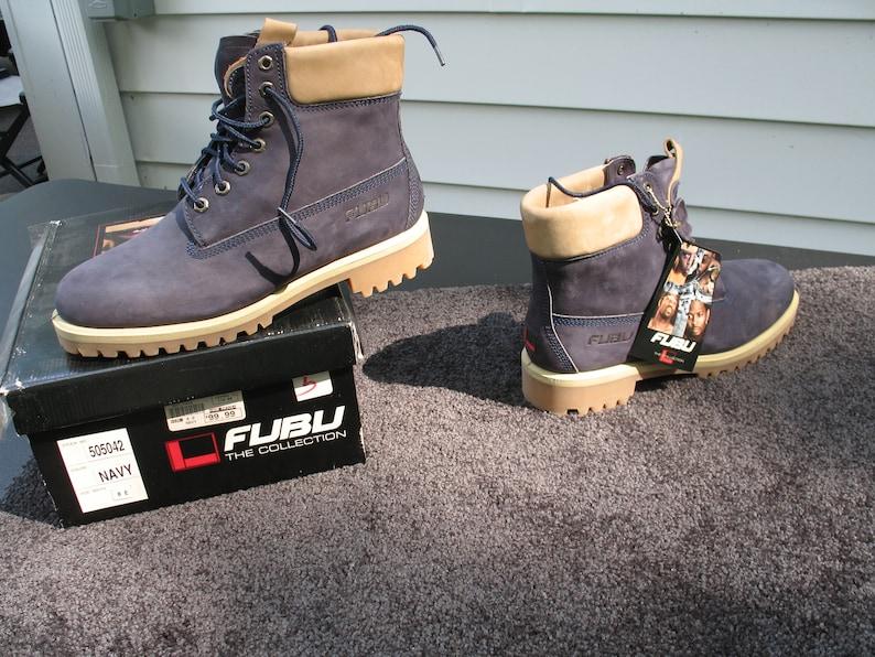 8c45f243e974 Fubu Boots Men s Size 8 E