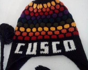 c3390492d0f Alpaca wool winter Hat