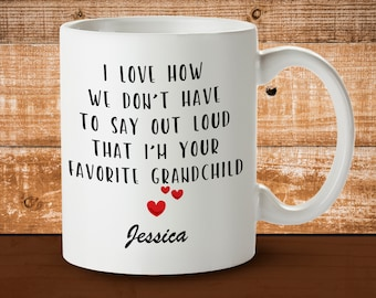 My Favorite Grandchild Gave Me This Tumbler Tumbler Travel Mug Stainless Steel 20 oz