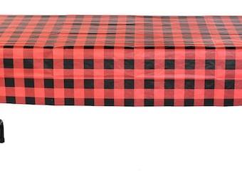 Buffalo Plaid Tablecloth | Etsy