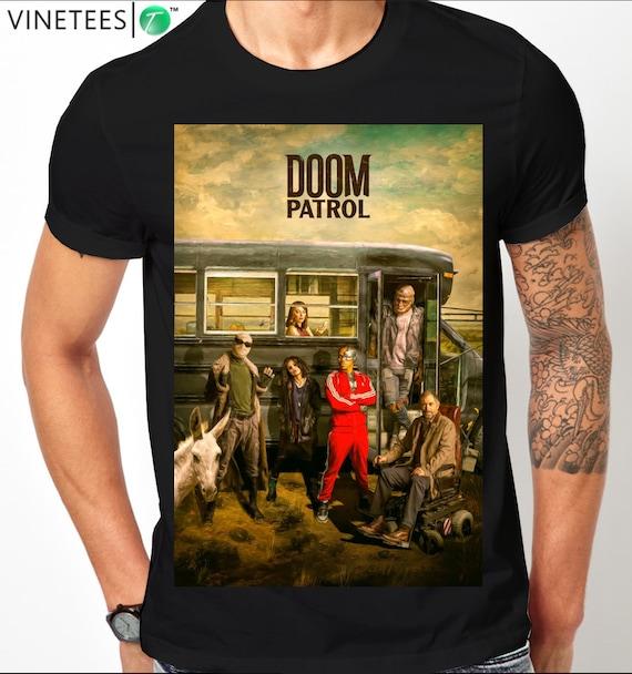 doom patrol cyborg png