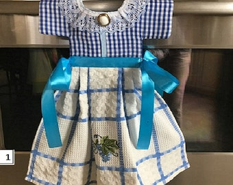 Oven Hanging Kitchen Towel Dress
