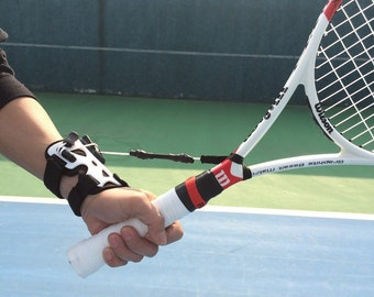 The Perfect Tennis Racket Swing