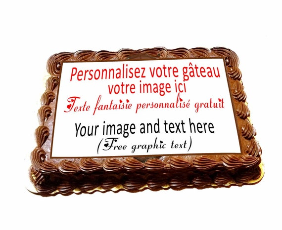 """Personnalisé Gamer Gaming Computer Party 7.5/"""" Icing sheet 8 Cupcake Toppers"""