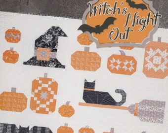 Witches Night Out From It's Sew Emma By Price, Sarah and Ueng, Jocelyn