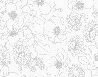 Whisper Prints leaves SPK14020-158 by Robert Kaufman