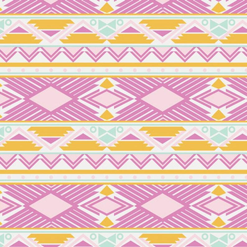 Easter Art Gallery Fabrics Tribal Study Jewel