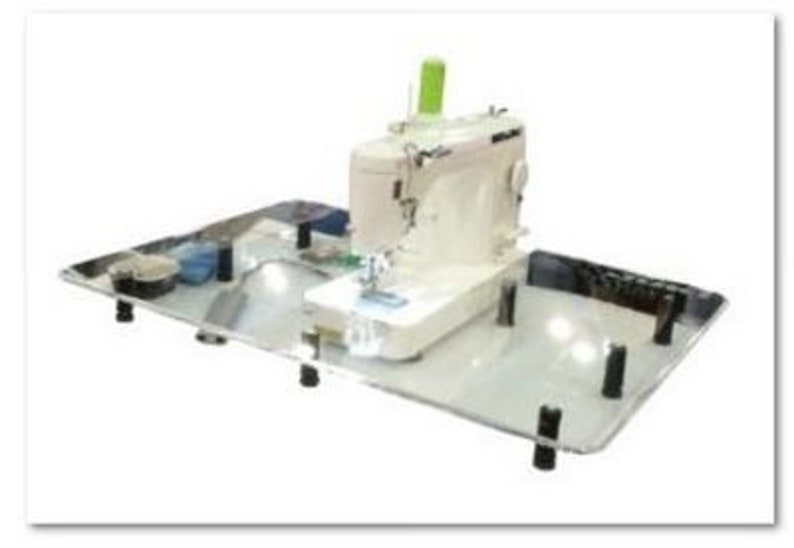 Custom Made Free Motion Table Extension for ANY Sewing Machine