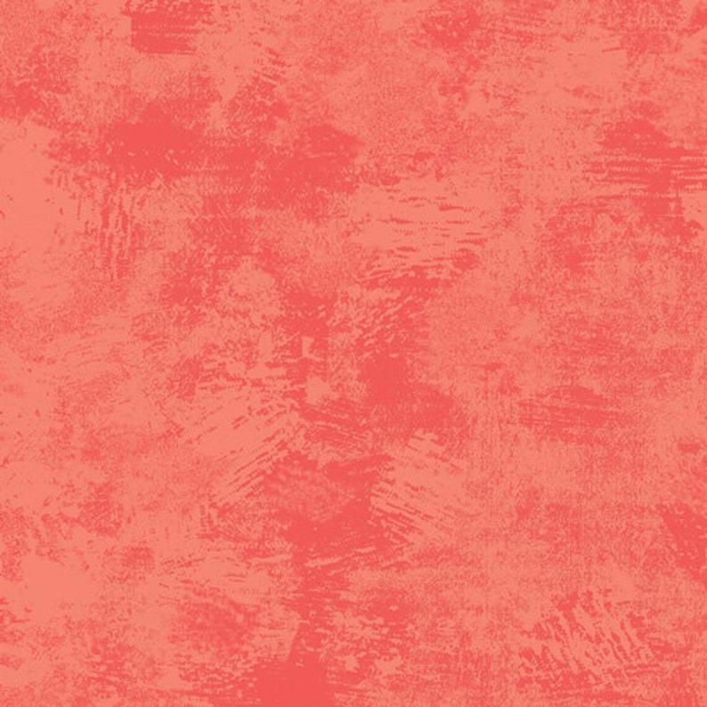 Orange Art Gallery Fabrics Uninhibited Bask AvantGarde