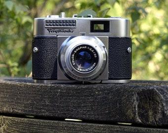 Voigtlander Vito BL 35mm viewfinder camera