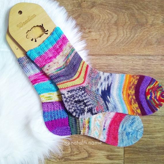 Women Gifts hand knitted socks wool socks slipper socks warm socks socks knit socks women/'s socks cute arm socks socks scrap socks