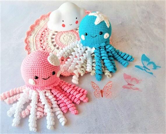 Octopus For Preemies Free Crochet Pattern   463x570